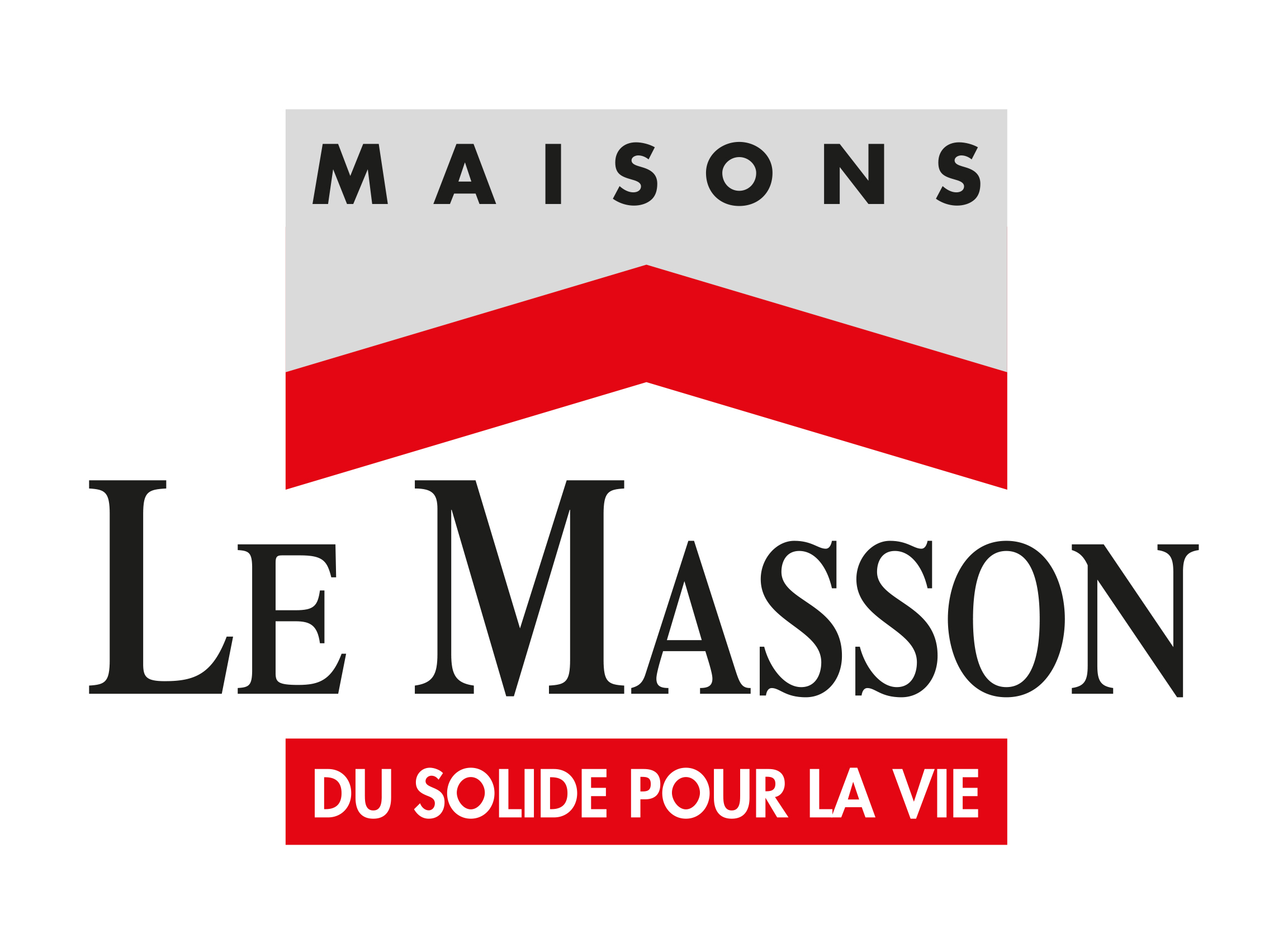 LOGO MAISONS LE MASSON